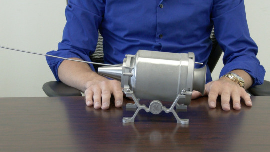 3D-Printed Jet Engine