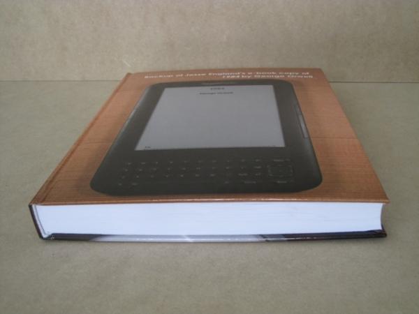 E-Book Backup by Jesse England