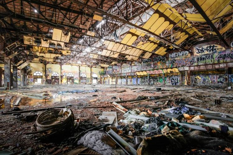 Abandoned NYC Photos of New York City