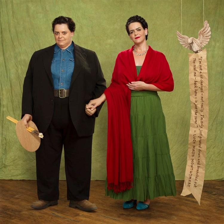 Beth - Frida and Diego
