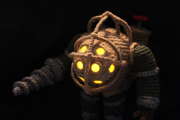 Big Daddy from Bioshock