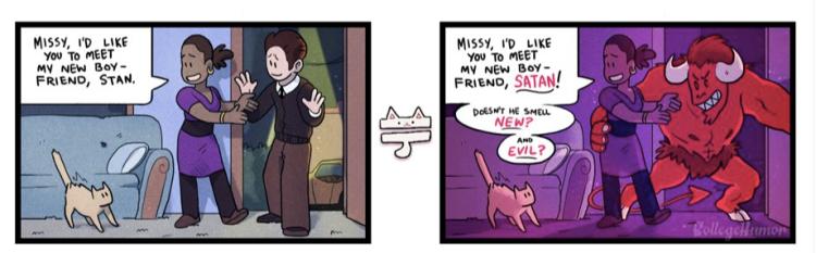 Boyfriend Satan