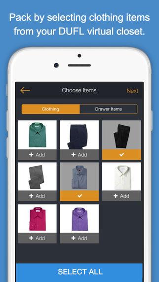 DUFL App 2