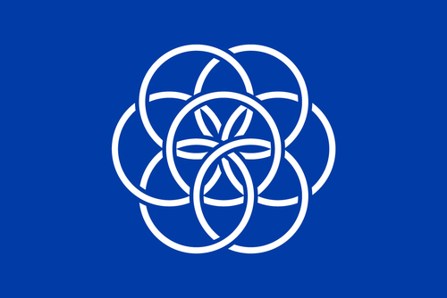 Flag of the Planet Earth 1