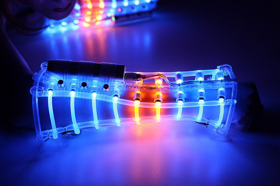 LED Arms 2