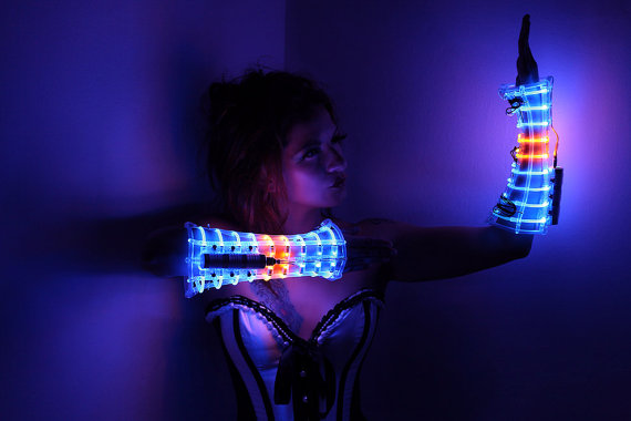 LED Arms 3