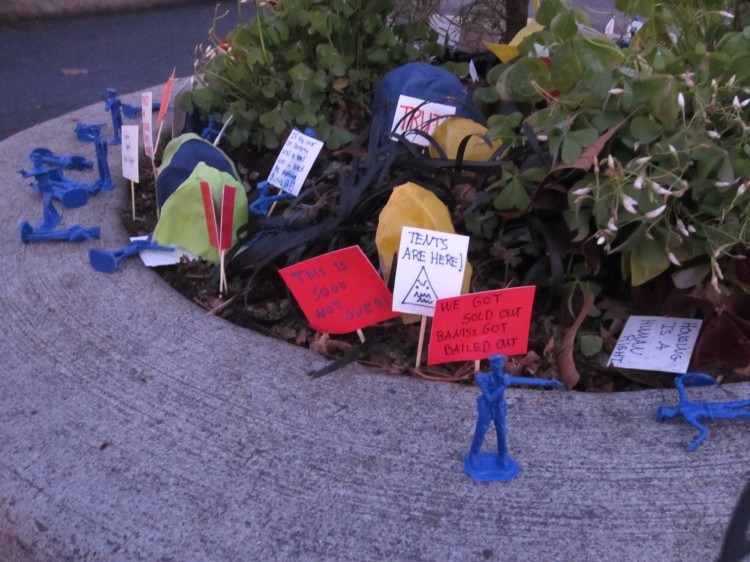 Occupy Mill Ends Park