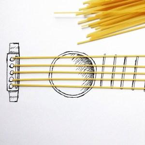 Spaghetti Guitar