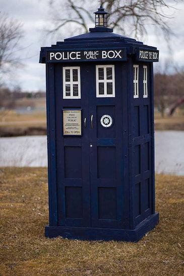 TARDIS - Life Size