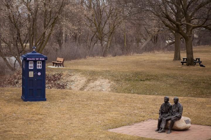 TARDIS - Park