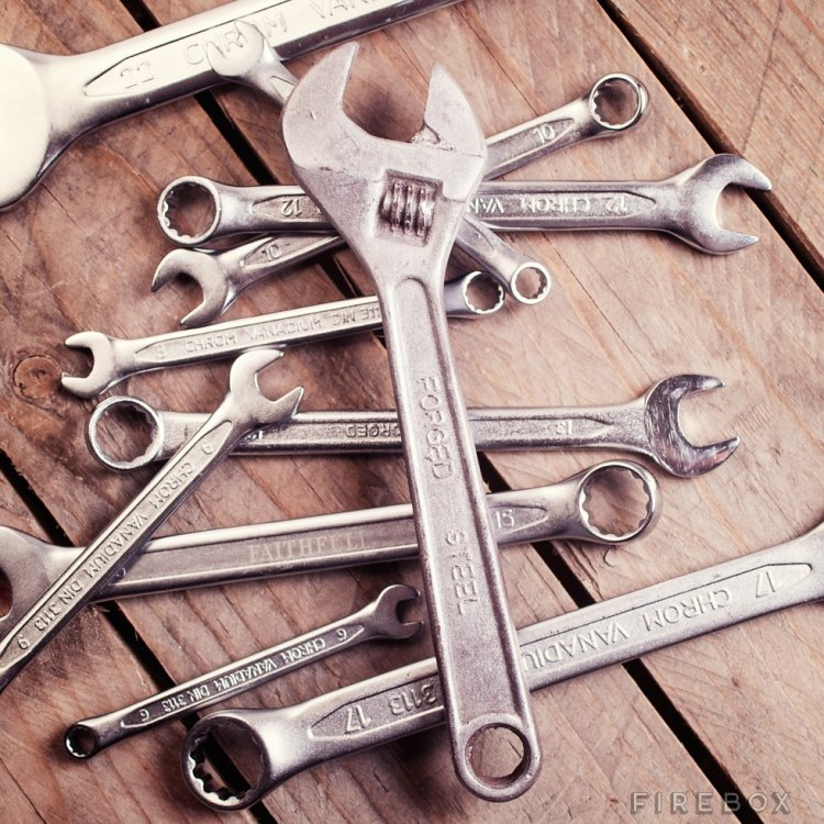 Chocolate wrenches