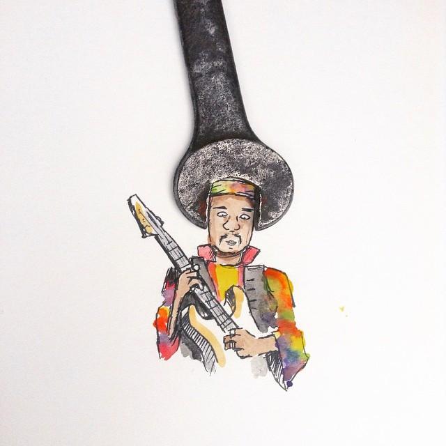 Wrench Jimi