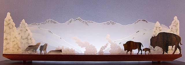 Yellowstone Stand