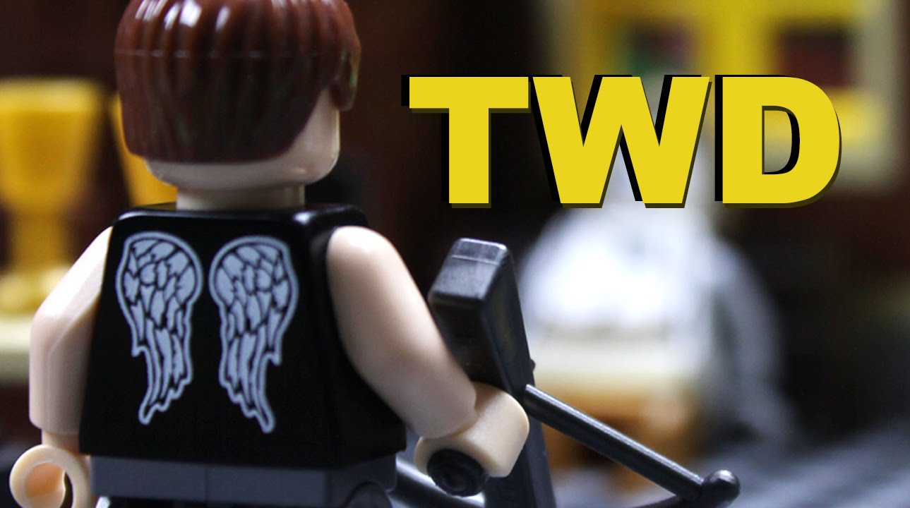 Walking dead lego daryl the walking - A Walking Dead Lego Stop Motion Animated Short In Which Daryl Dixon Investigates Smoke In The Forest