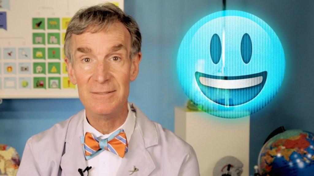 Bill Nye Uses Emoji to Explain How Holograms Work