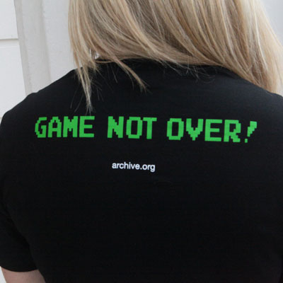Game Not Over Shirt