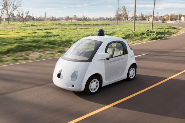 Google Self-Driving Car Test