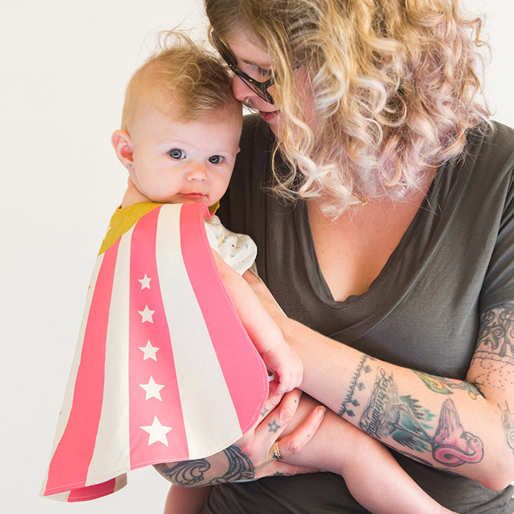 Baby Super Hero Cape