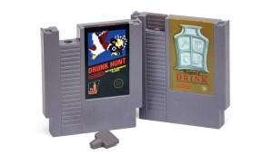 Gaming Cartridge Flasks