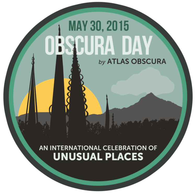 Atlas Obscura Day 2015