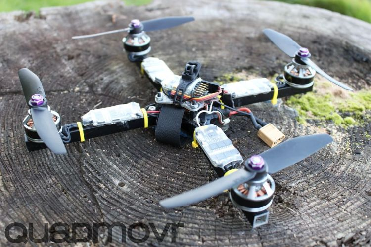 High Performance Quadcopter by quadmovr
