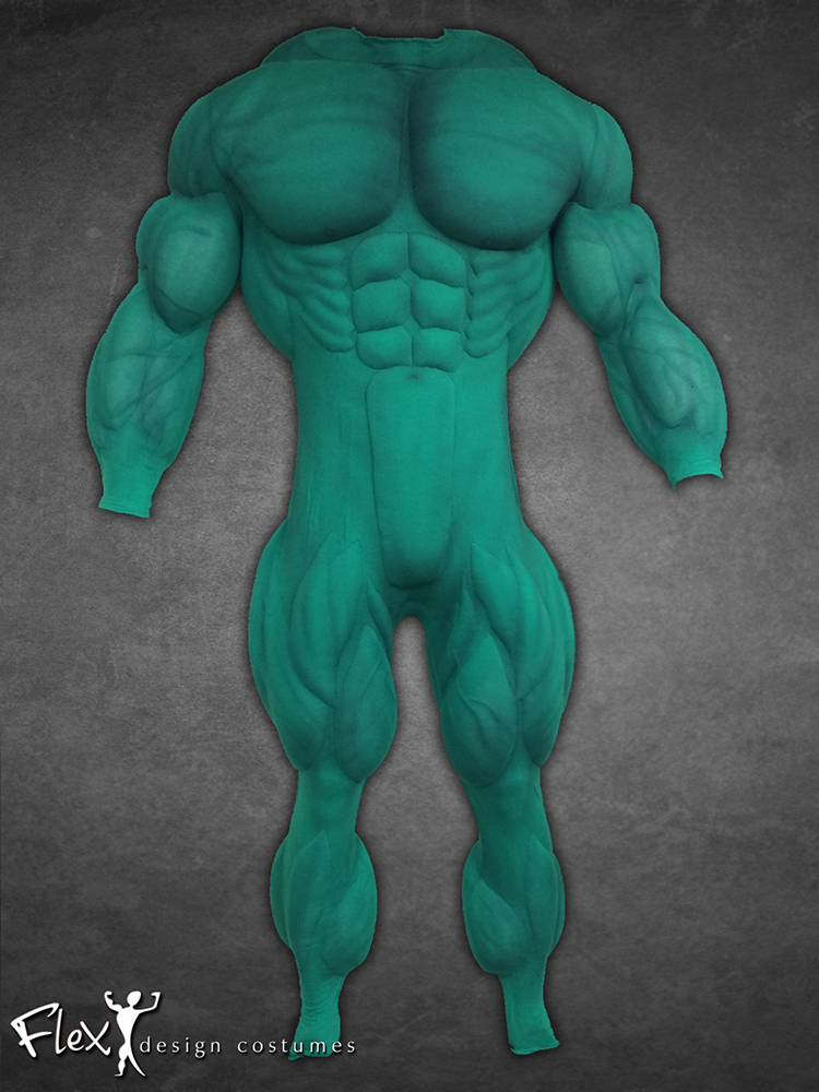 Mega Muscle Suit