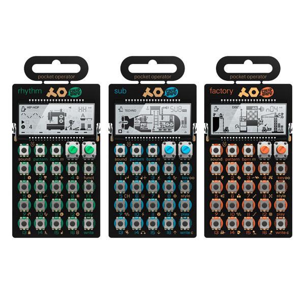 Pocket Operators