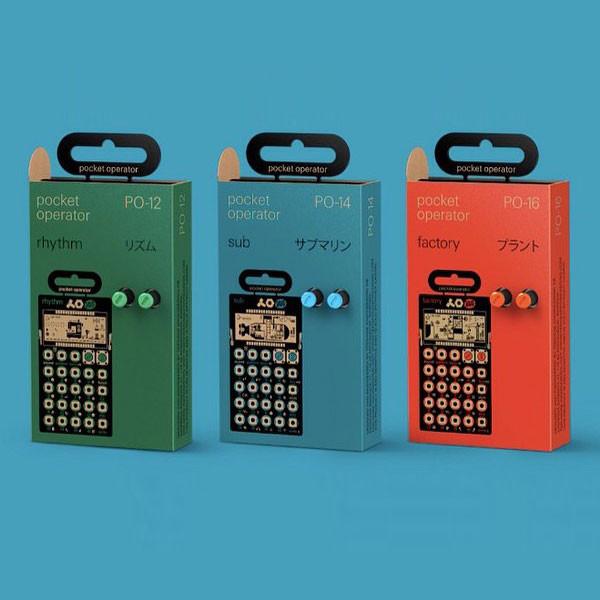 Pocket Operator
