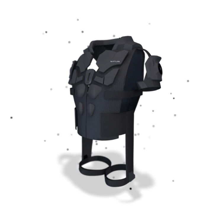 rapture vest