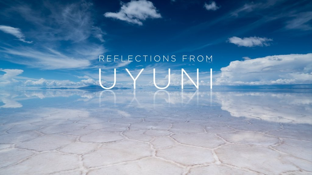 'Reflections from Uyuni', A Breathtaking Time-Lapse of a Mirror-Like Lake on the Salar de Uyuni Salt Flat in Bolivia