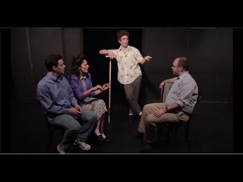 The Leaning Susan, A New Original Episode of 'Seinfeld' Performed by the Upright Citizens Brigade