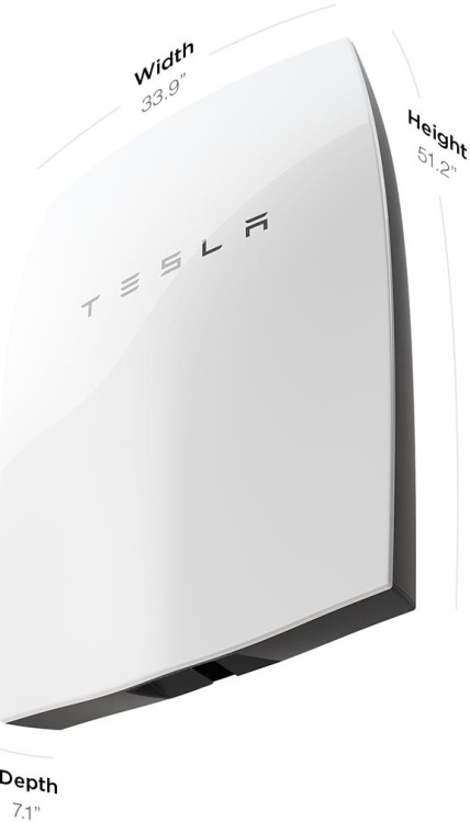 tesla power wall battery 3