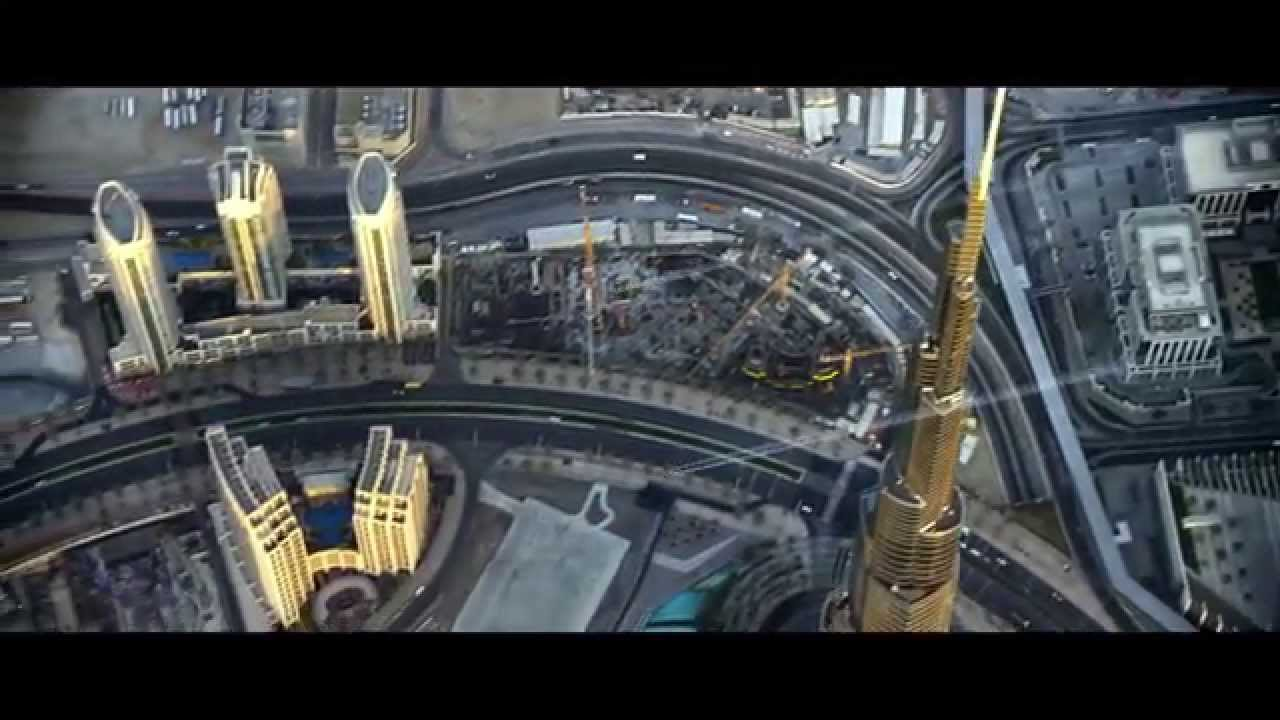 An Incredible Short Film Featuring Two 'Jetmen' Flying Over Dubai With Jetpacks