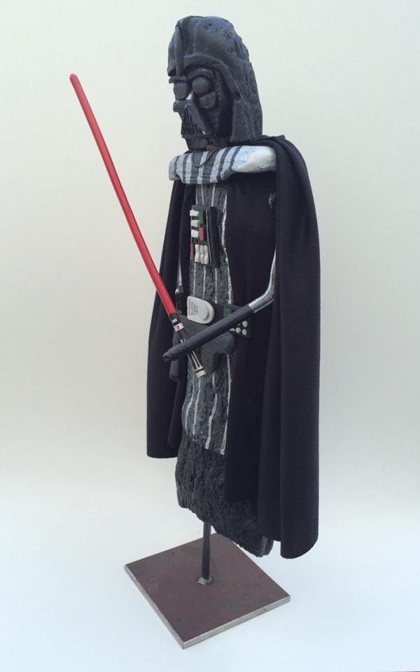 Darth Vader Side