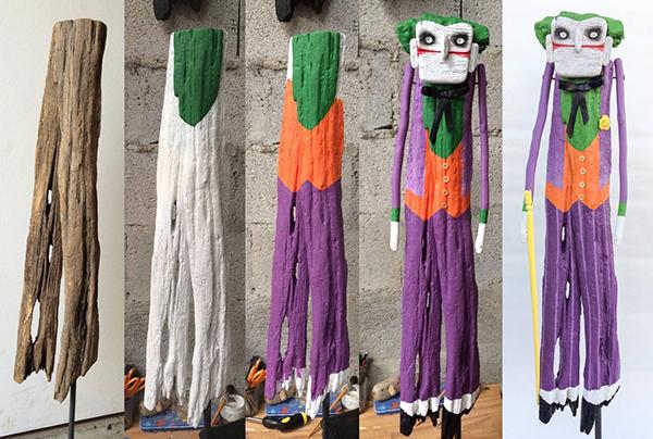 Joker Progression