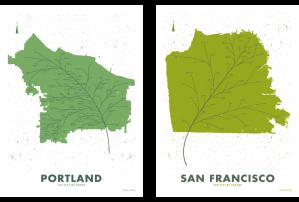 Portland San Francisco