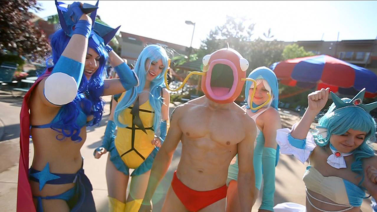 cosplay music videos from the 2015 colossalcon anime gaming and