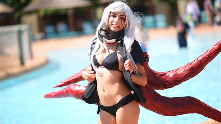 Cosplay Music Videos From the 2015 Colossalcon Anime, Gaming, and Japanese Culture Convention in Sandusky, Ohio
