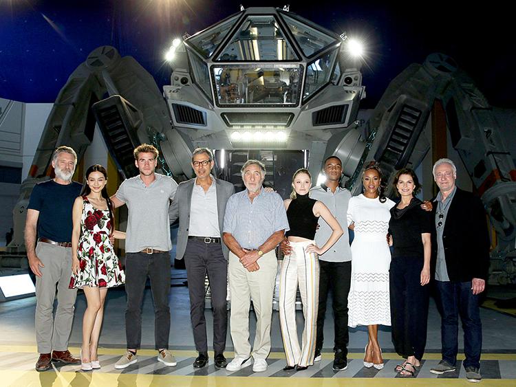 Eric Charbonneau Invision for Twentieth Century Fox