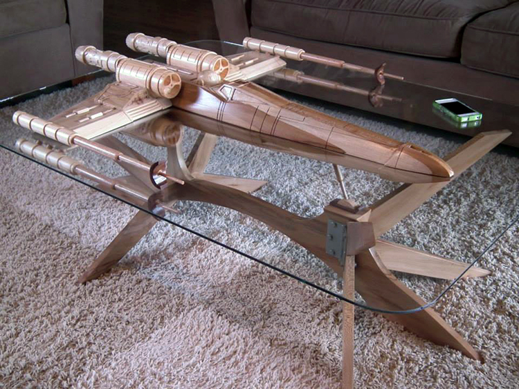 X Wing Fighter Table