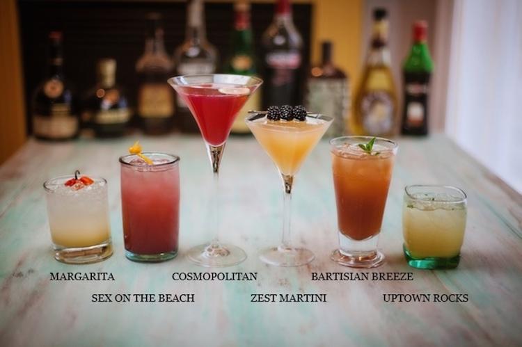 Bartesian Cocktails