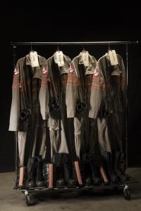 New Ghostbusters Uniforms