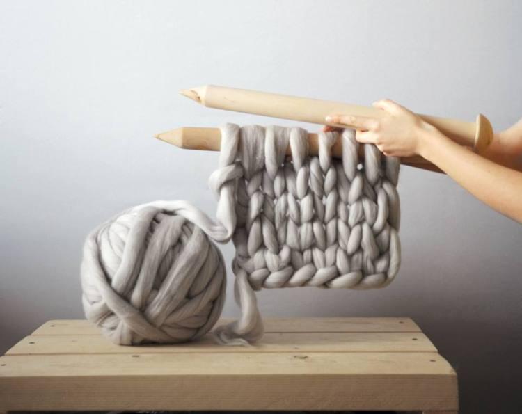 Chunky Knit Needles