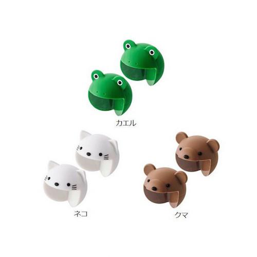 Frog Cat Bear