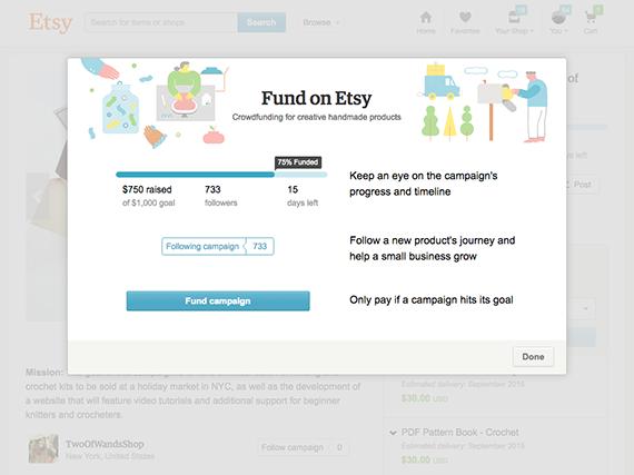 Fund on Etsy 2
