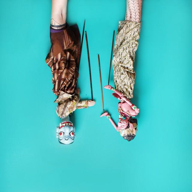 Hands - Puppets