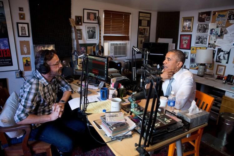 Maron and Obama 4