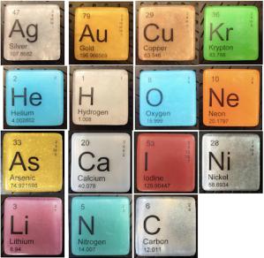 Non-Radioactive Elements