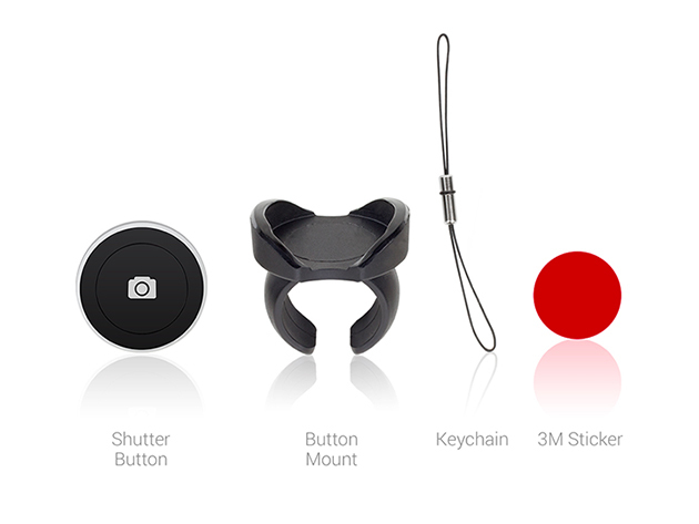 Satechi Bluetooth Camera Button 3