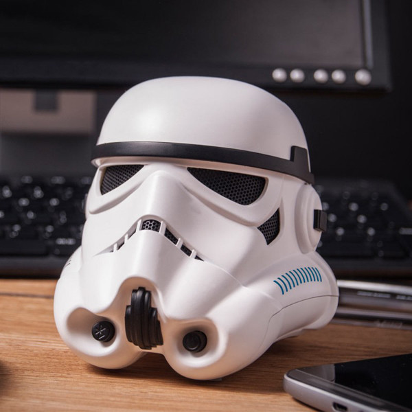 A Portable Star Wars Bluetooth Speaker Designed To Look